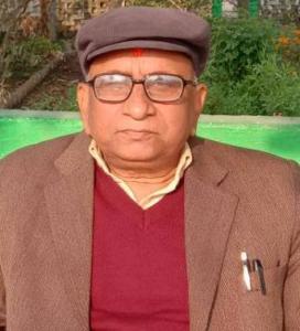 Dr. Sachidanand Singh